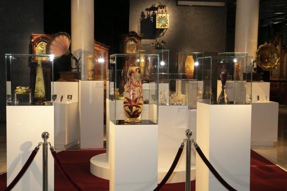 Фоторепортаж с открытия выставки