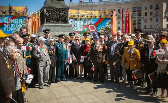 Празднование Дня Победы в Белоруссии