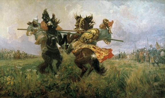 Россия отмечает день Куликовской битвы