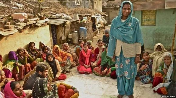 Более 200  миллионов представителей населения Индии – это бывшие «неприкасаемые»
