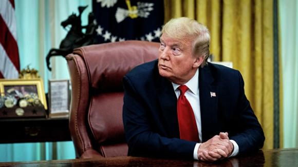 Трамп  находится перед самым тяжёлым выбором за всё своё правление