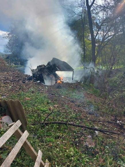 Разбился истребитель МиГ-21 ВВС Сербии