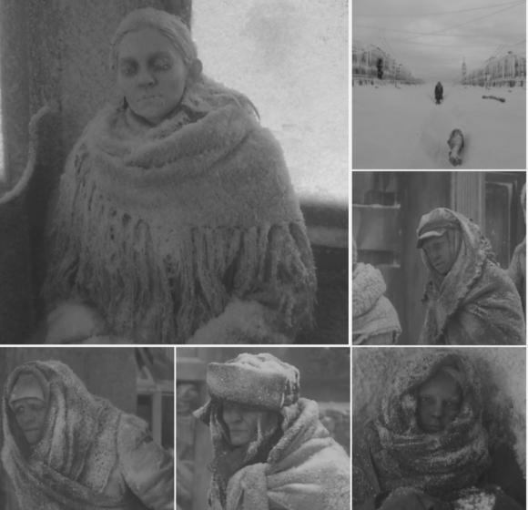 Кадры из фильма Андрея Зайцева