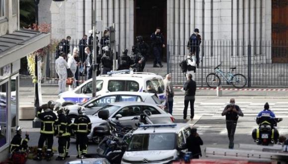 Нападения на церкви захлёстывают Францию