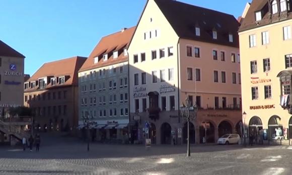 Нюрнберг: чудо строительного искусства