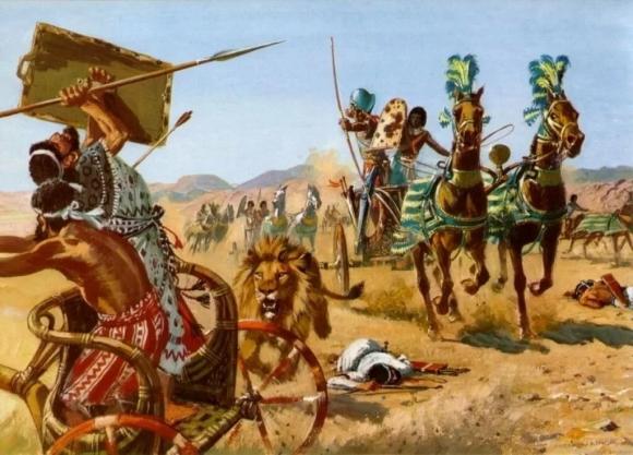 Забытая Нубийская империя. Древнее царство Керма столетиями воевало с египетскими фараонами