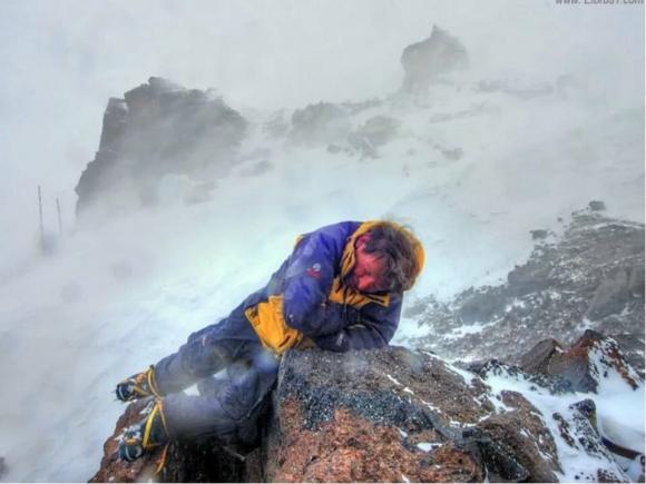 Жатва смерти на склонах Эльбруса и Монблана