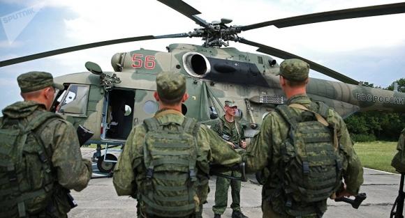 Россия и Абхазия формируют общее пространство обороны
