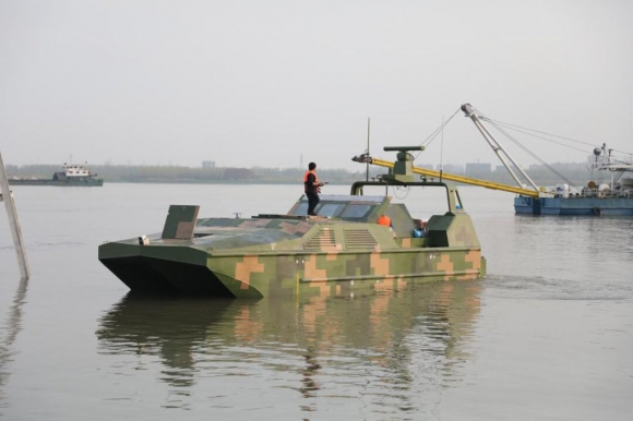 КНР – прямой конкурент США  в разработках морских дронов