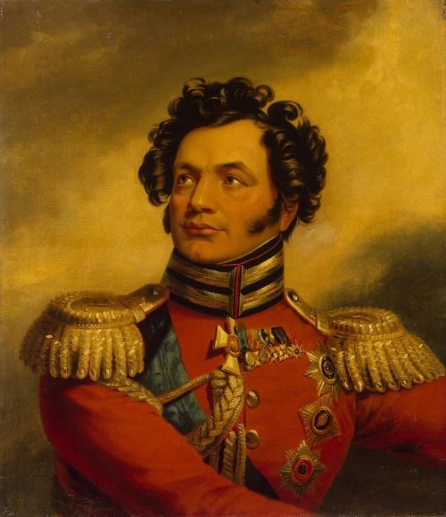 В этот день в 1812 году русские солдаты дрались, как львы, в битве за Смоленск