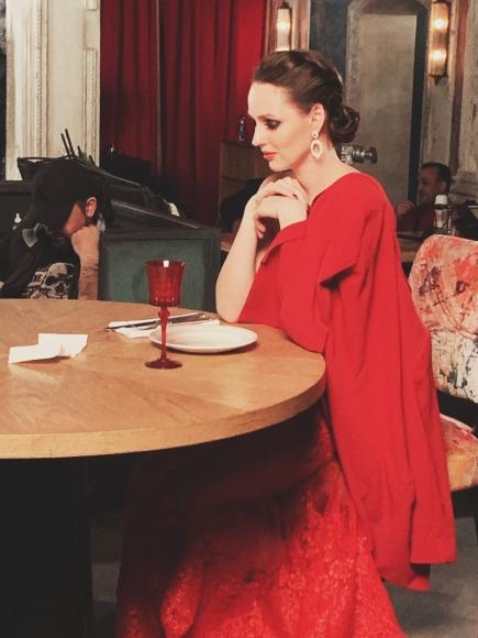 Актриса Елена Есенина: «Я не могу механически вызывать слёзы»
