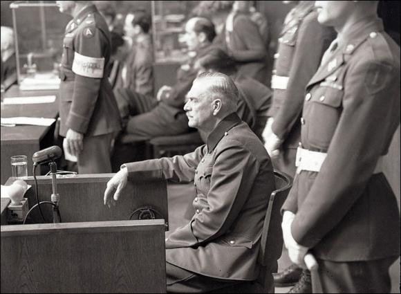 В этот день в 1945 году начался Нюрнбергский процесс