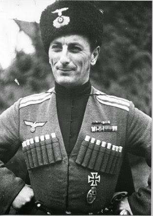 Как десятки тысяч донских казаков Гитлеру служили