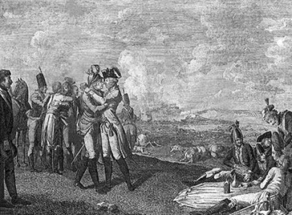 В этот день в 1789 году Александр Суворов одержал победу над Юсуфом-пашой