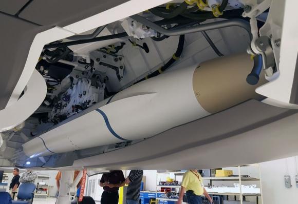 Американский самолет F-35A получит новую ракету для борьбы с ЗРК С-500 и С-400