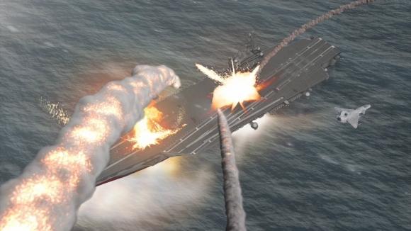 Способны ли Россия и Китай эффективно бороться с авианосцами ВМС США