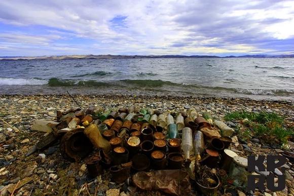 Байкальский лес «великому будущему России» не помеха – пускай рубят