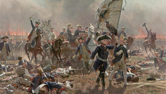 В этот день арьергард армии Суворова в сражении опрокинул французский корпус Массены