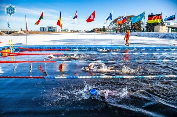 Моржи Санкт-Петербурга примут участие в акции «Закаленная Россия - сильная страна»