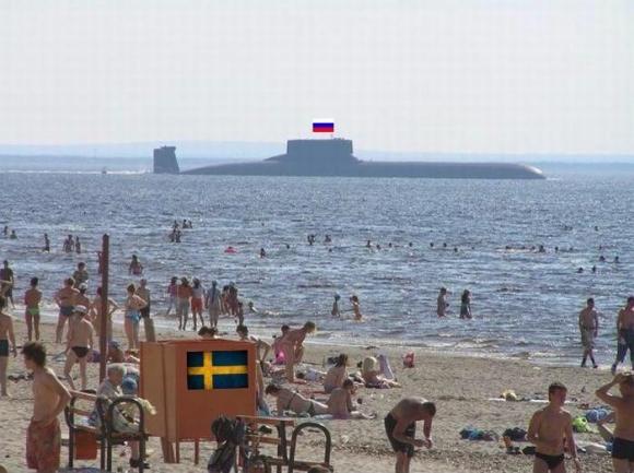 Британские СМИ сообщают, что близ Туманного Альбиона обнаружена российская беспилотная подлодка-шпион, как относиться к этому?
