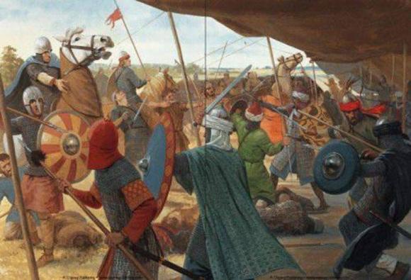 Как арабы покорили Европу