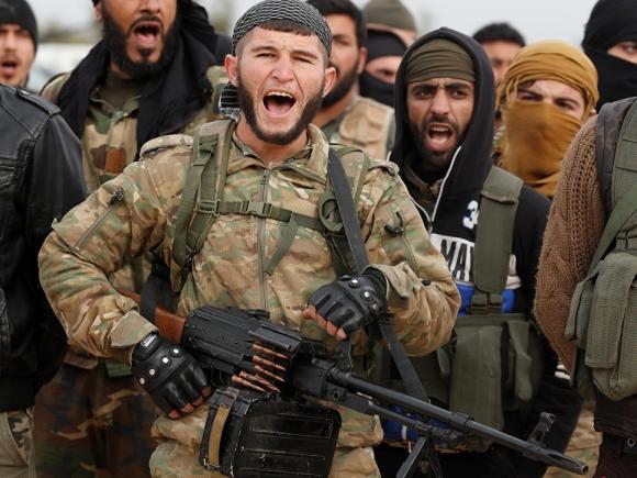Анкара готова бросить в бой против Греции сирийских исламистов