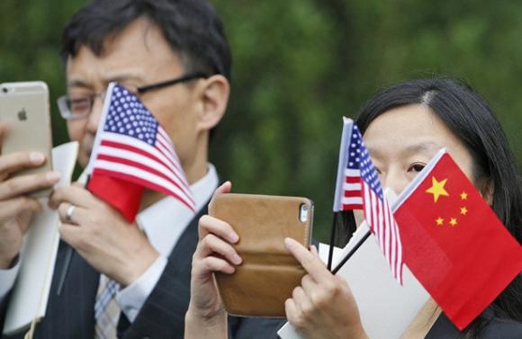 Китайцы в США
