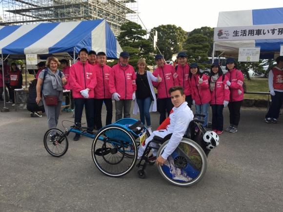 От Крыма до Японии и во взрослую жизнь. Как добиться успеха на инвалидной коляске