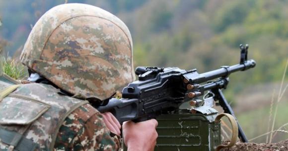 В Баку обвинили Вооруженные силы Армении в нарушении перемирия