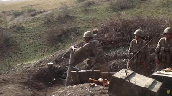 Турция вступила в войну? Армяне считают, что за воздушными налётами в Карабахе может стоять Эрдоган
