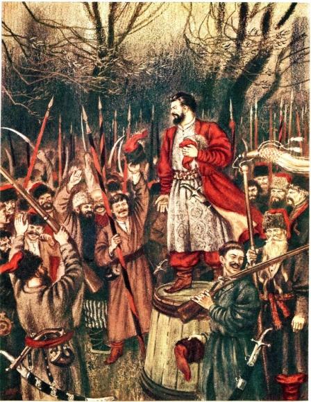 Задолго до Пугачева. Как крестьяне подняли бунт против Петра Первого