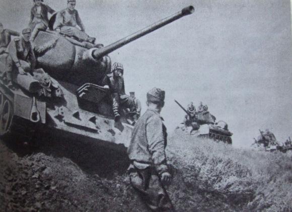 В КНР почтили память советских воинов, погибших в августе 1945 года
