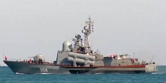 Более 20 кораблей Черноморского флота вышли в море в ходе СКШУ «Кавказ-2020»