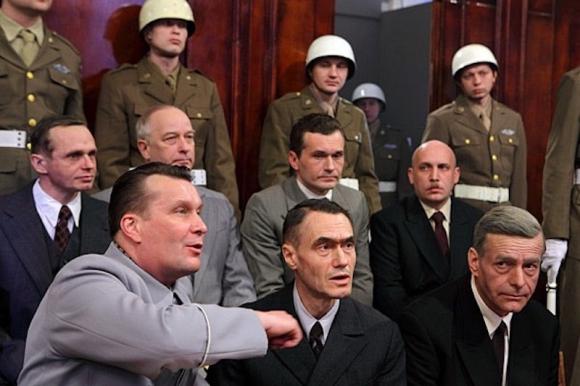 Актер Виктор Сарайкин: Когда увидел себя в гриме Геринга, то стало жутковато