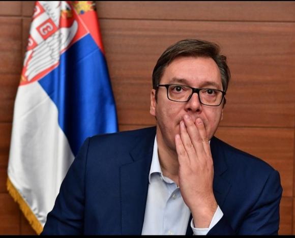 Сербская ярость. Протесты в Сербии вызвали панику президента Вучича