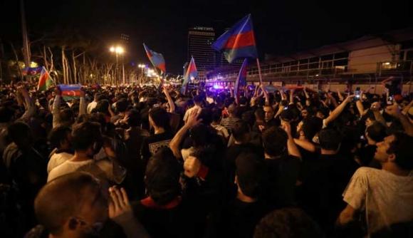 Спецслужбы США пытаются дестабилизировать обстановку в Карабахе