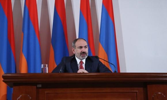 Бунт продолжается. Восстание в Армении против Пашиняна идёт полным ходом