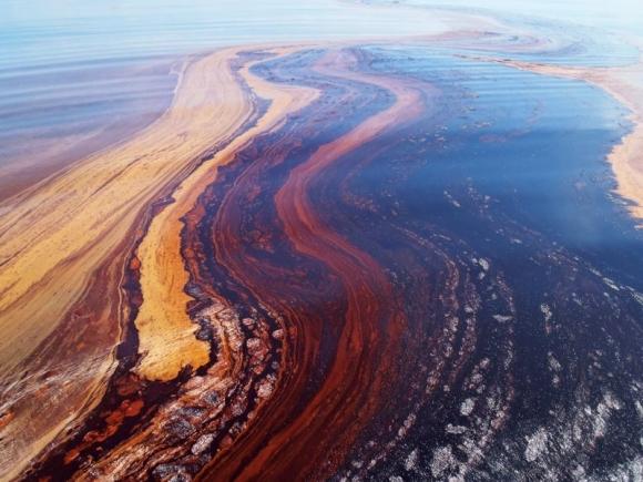 Тонущее в химикатах Усолье-Сибирское угрожает экологии всего Приангарья