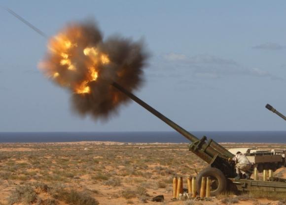 Турция обучает и вооружает армию ливийского правительства национального согласия