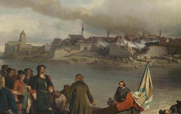 В этот день в 1702 году русские войска, возглавляемые Петром I, штурмом взяли Нотебург