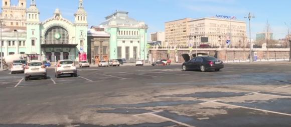 карантин COVID-19 в Москве