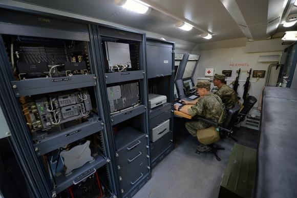 Оперативно-тактический комплекс РЭБ «Палантин» разместят в Забайкалье