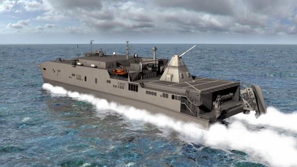 На этой неделе ВМС США проведут новые испытания рельсотрона