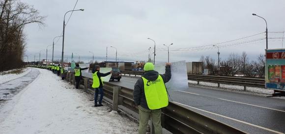 Сбросы аэропорта Шереметьево загрязняют окружающую среду и попадают в реку Клязьма