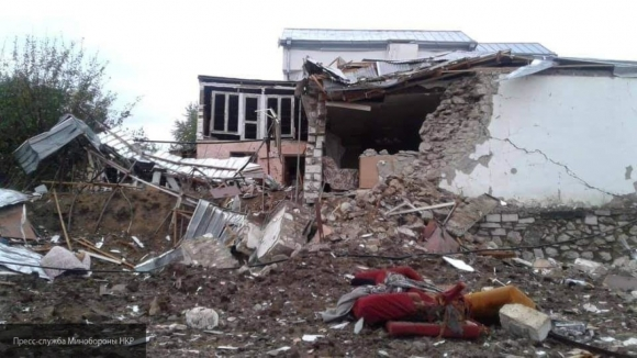Российские журналисты получают ранения из-за бойни в Карабахе