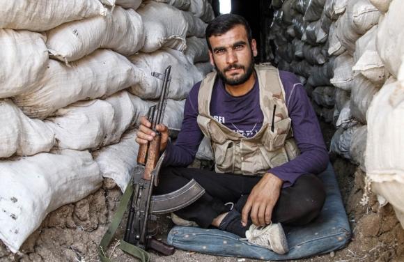 Войска Дамаска начали наступление на северо-западе Сирии
