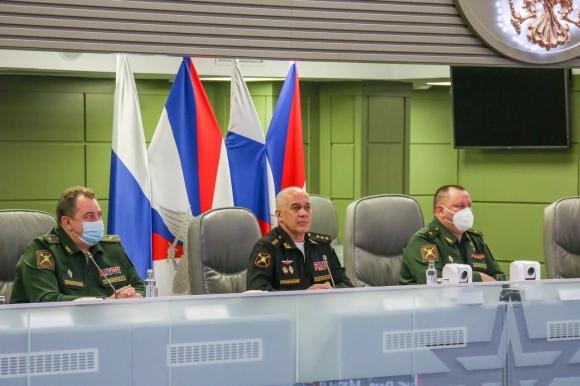 В Национальном центре обороны проходит II Всеармейская военно-историческая конференция
