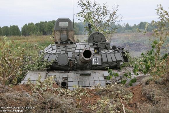 Маневренную оборону города отработали на учении военнослужащие ЗВО