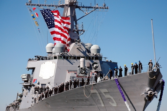 Корабли НАТО стали на треть дольше находиться в Черном море