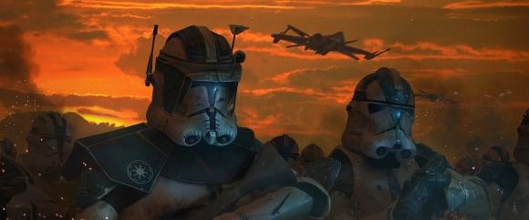 Осада Салукемай. Ещё одно знаменательное событие из вселенной «Звёздные войны»
